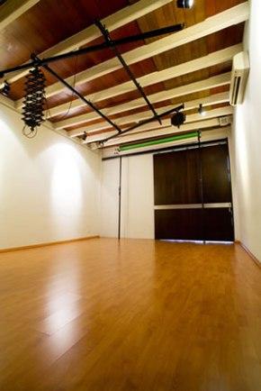 Studio empty